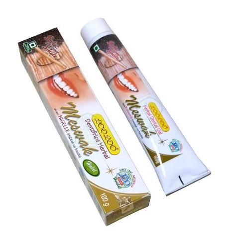Dentifrice miswak et nigelle