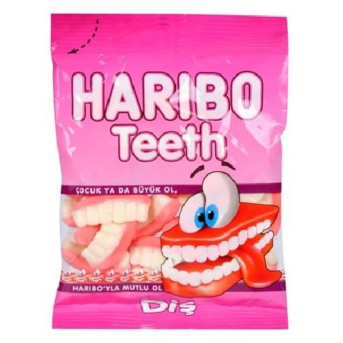 Dentier Haribo Halal