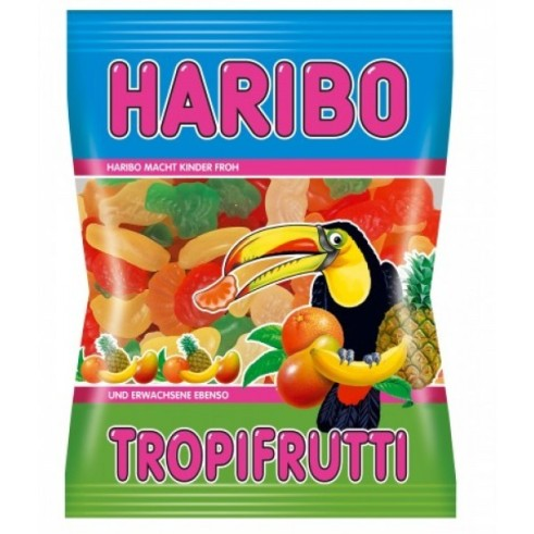 Tropifrutti Haribo Halal