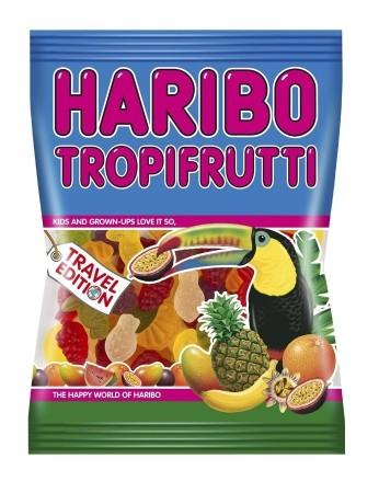 Tropifrutti Haribo Halal 500g