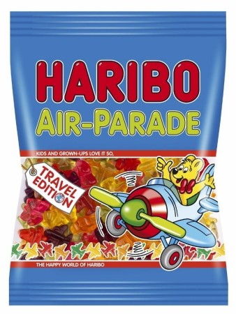 Air-Parade Haribo Halal 500g