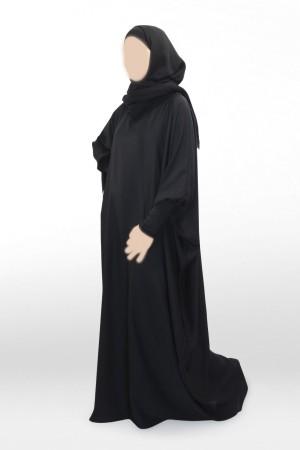 Abaya Khaleej Nida NOIR