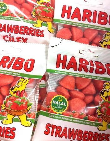 Fraises Tagada Haribo Halal