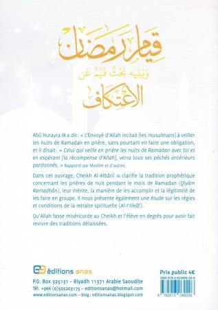 La Prière de Nuit pendant Ramadan et La Retraite Spirituelle