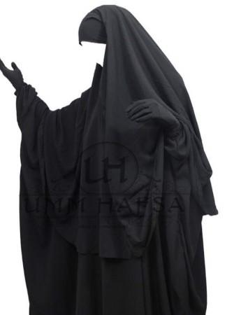 Hijab-Cape Umm Hafsa