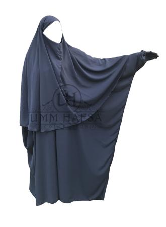 Hijab Cape Umm Hafsa GRIS