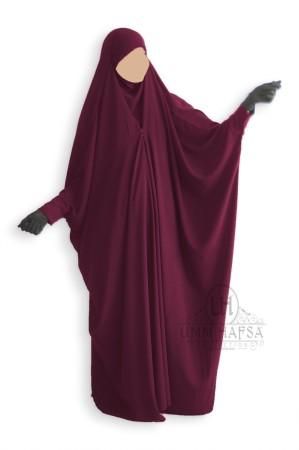 Jilbab saoudien Umm Hafsa à clips BORDEAUX