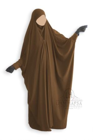 Jilbab saoudien Umm Hafsa à clips CANNELLE