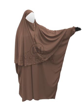 Hijab Cape Umm Hafsa CANNELLE
