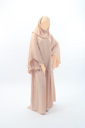 Abaya allaitement NUDE
