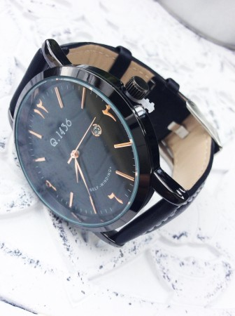 Montre MQ-1 BLACK Qibla 1436