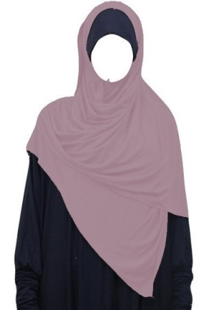 Maxi-Hijab Stretch ROSE NUDE