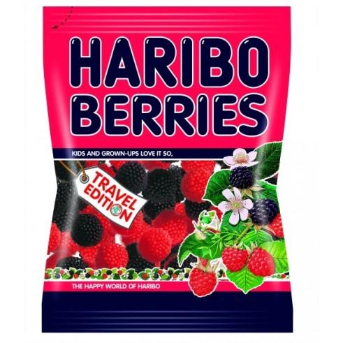 Berries Haribo Halal 500g