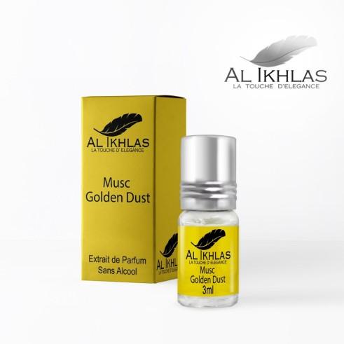 """Al Ikhlas """"Musc Golden Dust"""""""