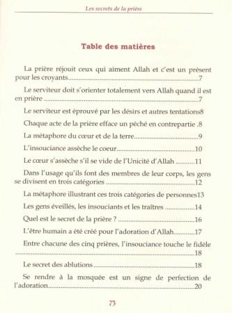 Les Secrets de la Prière - Ibn al Qayyim