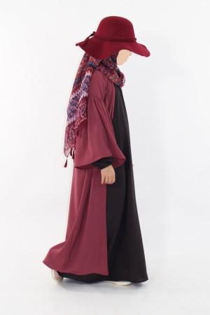 Kimono Lilyan BORDEAUX ROSÉ 10-14ans