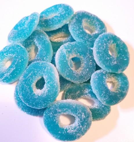 20 anneaux bleus