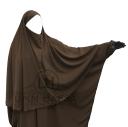 Ensemble 'Abaya + Hijab Umm Hafsa