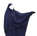 Hijab Cape Umm Hafsa NOIR