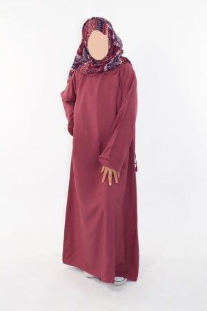Abaya Lilyan Girl 8-14 ans