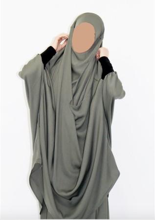 Jilbab portage et allaitement