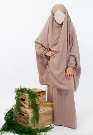 Jilbab Hanifa Girl 4/14 ans