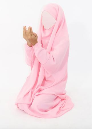 Jilbab fille Mystirose