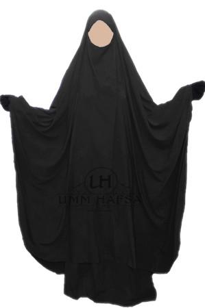 """Big Jilbab 2 pièces """"Umm Hafsa"""""""