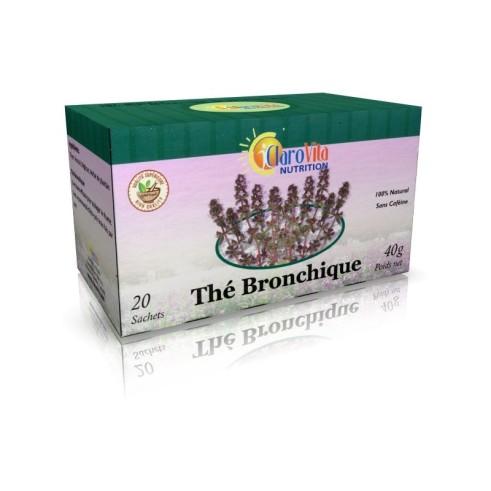 Thé Bronchique 100% naturel sans caféine- 20 sachets