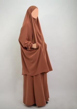 Jilbab Houda Cocoon à poches