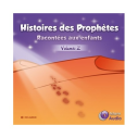 CD - Histoires des Prophètes racontées aux enfants - vol.2