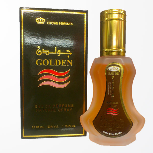 GOLDEN Eau de Parfum 35ml Al Rehab