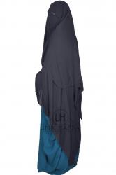Niqab casquette 1m60 - UMM HAFSA