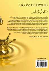 Leçons de Taw hid  -  Sheikh al Wusabi