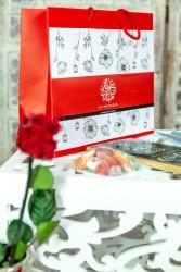 Grand Sac Femme Coquelicot Rouge - Seul