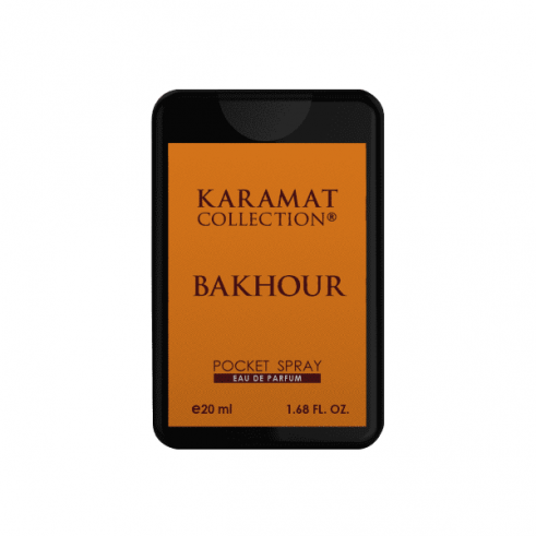 Bakhour Parfum de poche 20ml - Karamat Collection