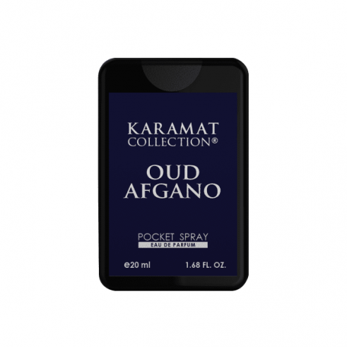Oud Afgano Parfum de poche 20ml - Karamat Collection