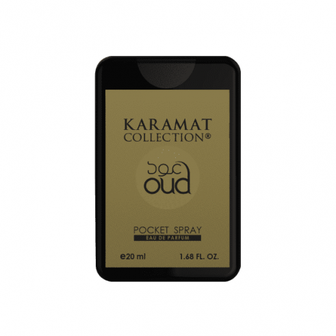 Wood Parfum de poche 20ml - Karamat Collection