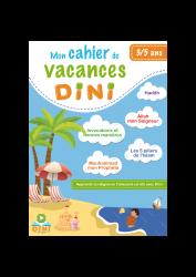 Mon Cahier de Vacances 3/5 Ans (PDF) – 60 pages