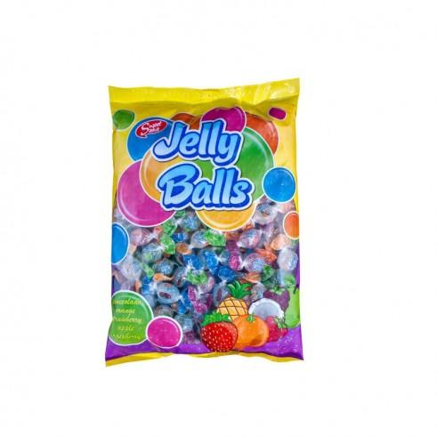 Jelly Balls – Sachet de 90 g