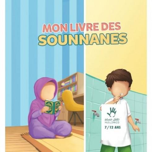 Mon Livre des Sunnanes 7/12ans