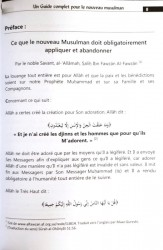 Un Guide Complet pour le Nouveau Musulman