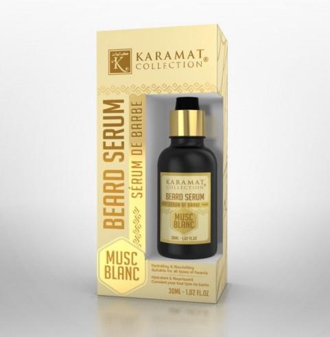 Sérum Barbe Musc Blanc - Karamat Collection