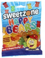 Happy Bears 90g Sweetzone