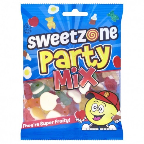 Party Mix Bears 90g Sweetzone