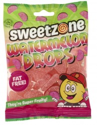 Watermelon Drops 90g Sweetzone