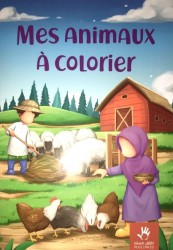 Mes animaux à colorier
