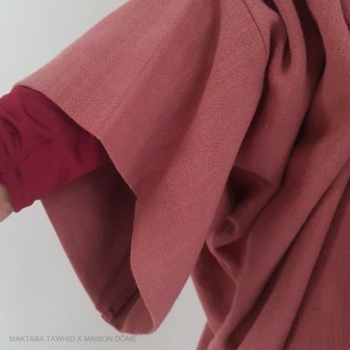 """Abaya """"Blow"""" Linen"""