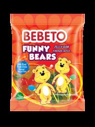 Sachet Funny Bears Bebeto 100g