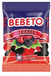 Fruits Rouges Berries Bebeto